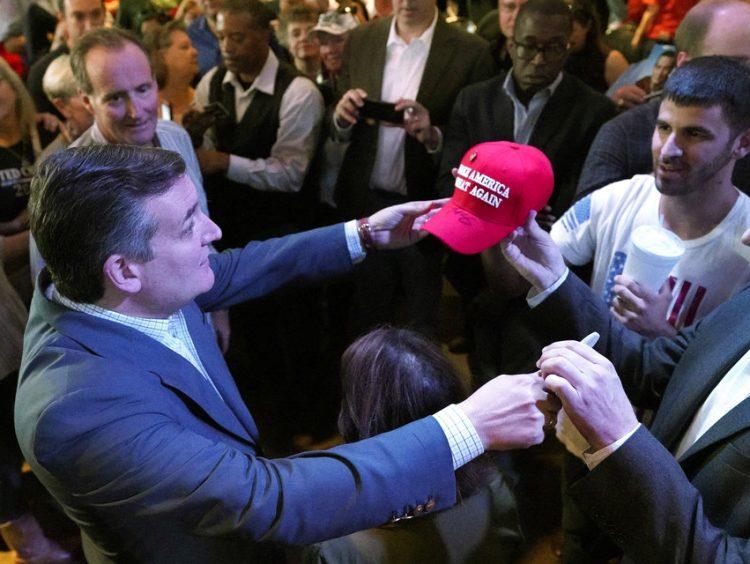 Sen. Cruz wraps up Senate campaign, warns voters of Beto O'Rourke