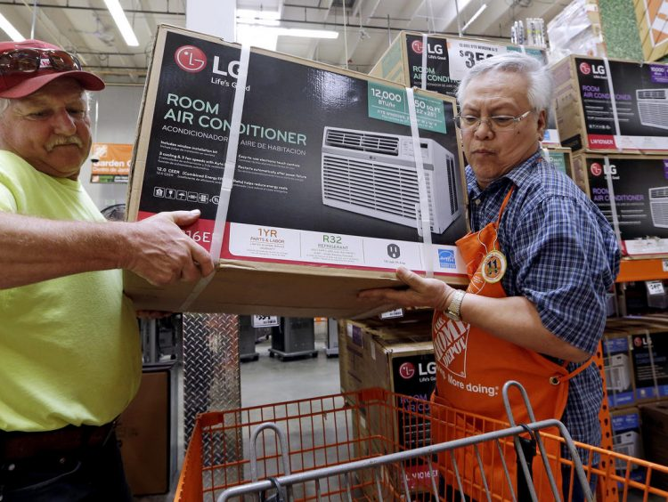 Home Depot roars back in the second quarter