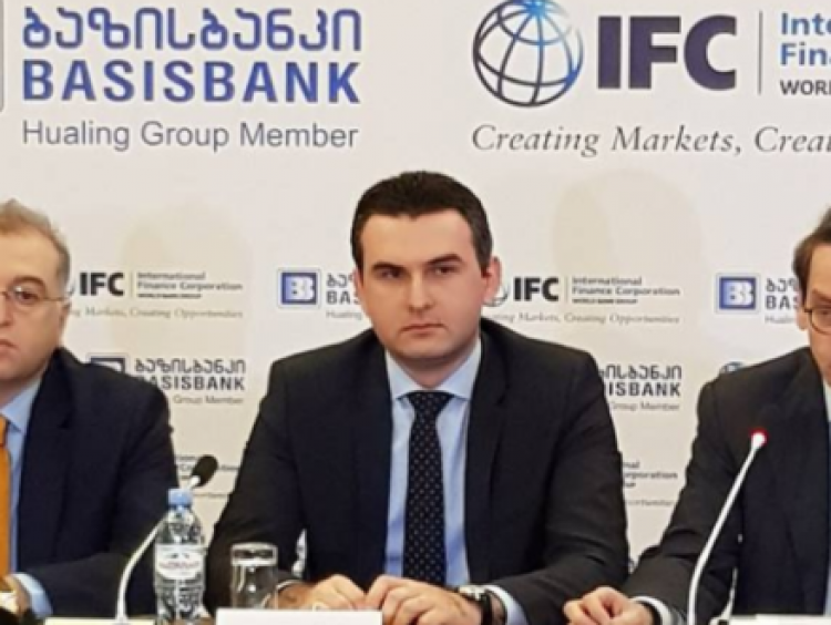 IFC and Georgia's Basisbank Help Boost Access to Finance for Georgian Businesses