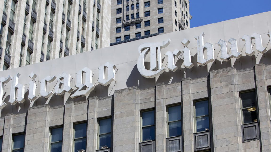 New private equity firm Donerail bidding for Tronc